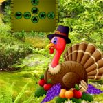 Pumpkin Turkey Forest Escape Games2Rule