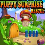 Puppy Surprise Escape Games4King