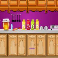 Purple Home Escape 2 Games2Jolly