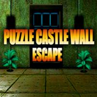 Puzzle Castle Wall Escape AvmGames