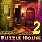 Puzzle House Escape 2 Games4King