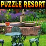 Puzzle Resort Escape Games4King