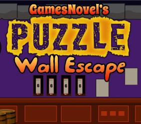 Puzzle Wall Escape GamesNovel