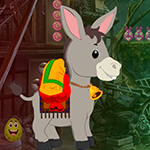 Pygmy Donkey Rescue Games4King