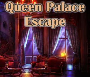 Queen Palace Escape GamesNovel