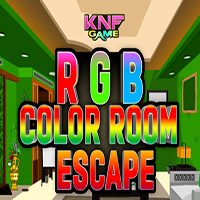 RGB Color Room Escape KNFGames