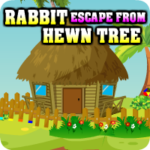 Rabbit Escape From Hewn Tree AvmGames