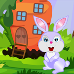 Rabbit Rescue From Carrot House Games4King