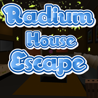 Radium House Escape ENAGames