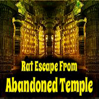 Rat Escape From Abandoned Temple AvmGames
