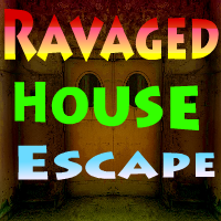 Ravaged House Escape YalGames