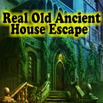 Real Old Ancient House Escape Games4King