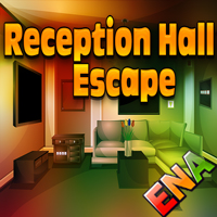 Reception Hall Escape ENAGames