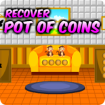 Recover Pot Of Coins AvmGames