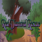 Red Diamond Rescue EscapeGamesToday