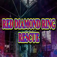 Red Diamond Ring Rescue GamesClicker