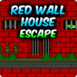 Red Wall House Escape AvmGames