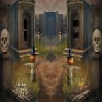 Renovating Cemetery Escape 8BGames