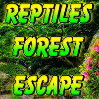 Reptiles Forest Escape WowEscape