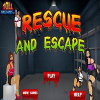 Rescue And Escape TollFreeGames