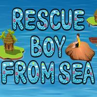 Rescue Boy From Sea ENAGames