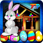 Rescue Bunny From Easter Celebration Top10NewGames