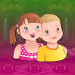 Rescue Cute Boy And Girl AvmGames