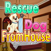 Rescue Dog From House ENAGames
