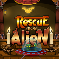 Rescue From Alien ENAGames