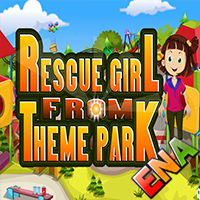 Rescue Girl From Theme Park ENA Games