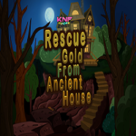 Rescue Gold From Ancient House KNFGames
