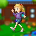 Rescue Jogging Girl AvmGames