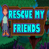 Rescue My Friends ENAGames