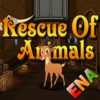 Rescue Of Animals ENAGames