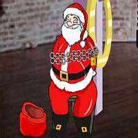 Rescue Santa With Christmas Gifts YolkGames