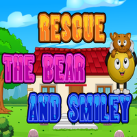 Rescue The Bear And Smiley Games2Jolly