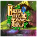 Rescue The Bird From Tribal Play9Games