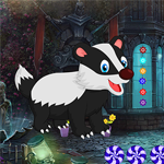 Rescue The Cartoon Badger Games4King