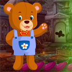 Rescue The Clad Bear Games4King