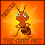 Rescue The Cute Ant Games2Jolly