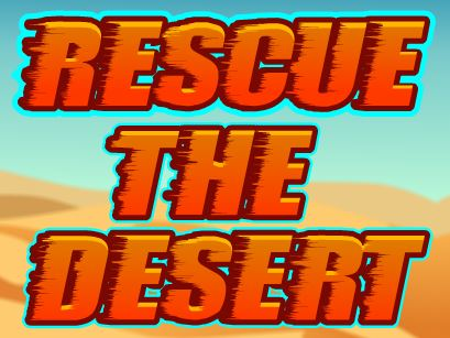 Rescue The Desert Games2Jolly