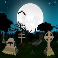 Rescue The Friend From Graveyard ENAGames