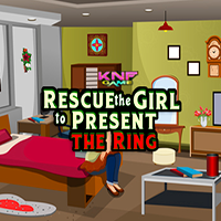 Rescue The Girl To Present The Ring KNFGames