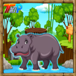 Rescue The Hippopotamus Top10NewGames