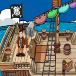 Rescue The Man From Ship Games2Jolly