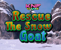 Rescue The Snow Goat KNFGames