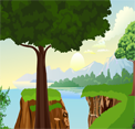 Rescue The Trapped Man In A Mystery Forest EightGames