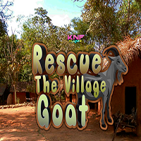 Rescue The Village Goat KNFGames