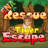 Rescue Tiger Escape ENA Games
