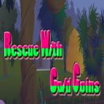 Rescue With Gold Coins EscapeGamesToday
